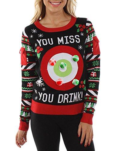 Hilarious Take Me Gnome Tonight Ugly Christmas Sweater Hybrid Mens